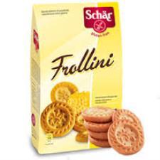 SCHAR DOLCI - FROLLINI BISCOTTI DI PASTAFROLLA SENZA GLUTINE - 200 G