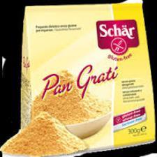 SCHAR PAN GRATI' - PREPARATO PER IMPANARE - 300 G