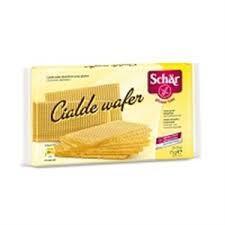 SCHAR SNACK - CIALDE WAFER SENZA GLUTINE - 3 x 25 G