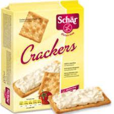 SCHAR SNACK - CRACKERS SENZA GLUTINE - 6 x 35 G