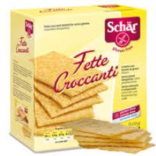SCHAR SNACK - FETTE CROCCANTI SENZA GLUTINE - 150 G