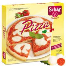 SCHAR SNACK - PIZZA SENZA GLUTINE - 2 x 150 G