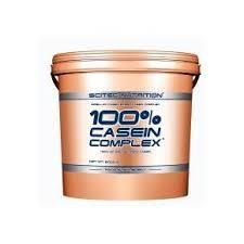 SCITEC NUTRITION 100x100 CASEIN COMPLEX - PROTEINE DA CASEINA GUSTO MELONE E CIOCCOLATO BIANCO - 5000 G