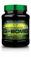 SCITEC NUTRITION G-BOMB 2.0 - MISCELA DI GLUTAMMINA GUSTO ARANCIA - 500 G