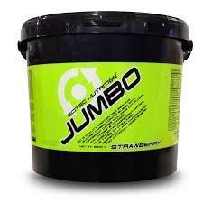 SCITEC NUTRITION JUMBO - GAINER DI ULTIMA GENERAZIONE GUSTO FRAGOLA - 8800 G