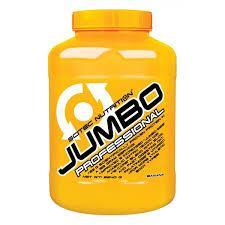 SCITEC NUTRITION JUMBO PROFESSIONAL - GAINER DI ULTIMA GENERAZIONE GUSTO BANANA - 3240 G