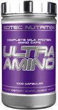 SCITEC NUTRITION ULTRA AMINO - CAPSULE COMPLESSE DI PROTEINE DEL LATTE - 1000 CAPSULE