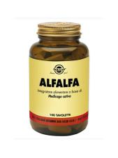 SOLGAR® ALFALFA 100 TAVOLETTE