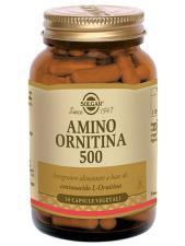SOLGAR AMINO ORNITINA 500 50 CAPSULE