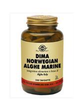 SOLGAR® DIMA NORWEGIAN ALGHE MARINE 250 TAVOLETTE