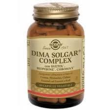 SOLGAR® DIMA SOLGAR COMPLEX INTEGRATORE ALIMENTARE - 60 CAPSULE