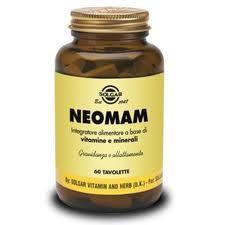SOLGAR NEOMAM 60 TAVOLETTE