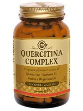 SOLGAR® QUERCITINA COMPLEX 50 CAPSULE