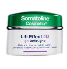 SOMATOLINE COSMETIC LIFT EFFECT 4D GEL ANTIRUGHE 50 ML