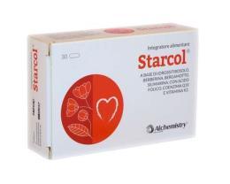 STARCOL INTEGRATORE ALIMENTARE PER LA NORMALE FUNZIONALITA' DELL'APPARATO CARDIOVASCOLARE - 30 COMPRESSE