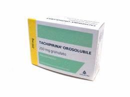 TACHIPIRINA OROSOLUBILE 250MG - 10 BUSTINE