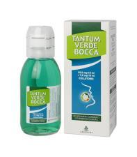 TANTUM VERDE BOCCA 240ML 22.5+7.5MG