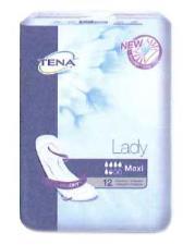 TENA LADY INSTADRY MAXI - 12 PEZZI