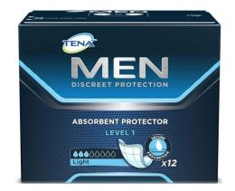 TENA® MEN LEVEL 1 PROTECTION 12 PEZZI