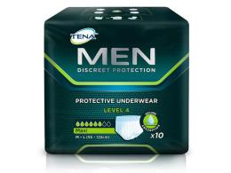 TENA® MEN LEVEL 4 PROTECTION 10 PEZZI
