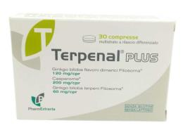 TERPENAL PLUS 30 COMPRESSE