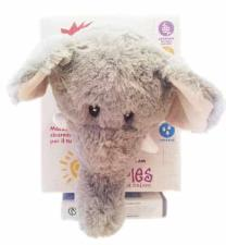 THE PUPPIES PELUCHE RISCALDABILE AL PROFUMO DI LAVANDA - ELLY