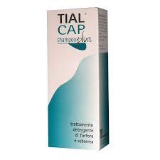 TIAL CAP SHAMPOO PLUS ANTIFORFORA - 150 ML