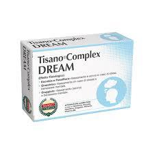 TISANO COMPLEX DREAM - INTEGRATORE ALIMENTARE - 30 COMPRESSE DA 1000 MG