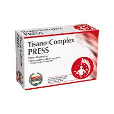 TISANO COMPLEX PRESS - INTEGRATORE ALIMENTARE - 30 COMPRESSE DA 950 MG
