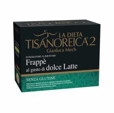 TISANOREICA 2 - FRAPPE' AL GUSTO DI DOLCE LATTE - 4 BUSTE DA 28 G
