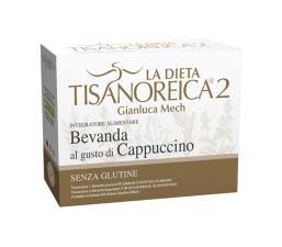 TISANOREICA 2® SENZA GLUTINE BEVANDA GUSTO CAPPUCCINO 4 BUSTE DA 28,5 G