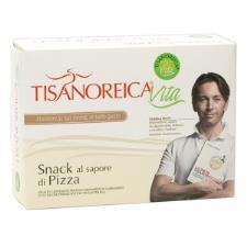 TISANOREICA VITA SNACK AL SAPORE DI PIZZA 3 SACCHETTI DA 40 gr