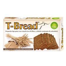 TISANOREICA VITA T-BREAD - PREPARATO TIPO PANE - 2 BUSTE DA 45 G