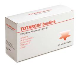 TOTARGIN 20 BUSTINE DA 2,5 G