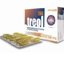 TREOL 250 INTEGRATORE ALIMENTARE - 20 CAPSULE SOFTGEL