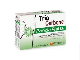 TRIO CARBONE PANCIA PIATTA ANTI GONFIORE 10 + 10 BUSTINE DA 2 G