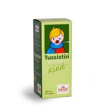 TUSSISTIN SCIROPPO KIND - 100 ML