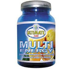 ULTIMATE ITALIA MULTI ENERGY GUSTO ARANCIA - 500 G