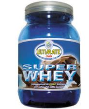 ULTIMATE ITALIA SUPER WHEY GUSTO CIOCCOLATO - 700 G