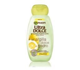 ULTRA DOLCE SHAMPOO ARGILLA DOLCE E CEDRO - 250 ML