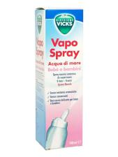 VICKS VAPO SPRAY ACQUA DI MARE BEBE E BAMBINI 100 ML