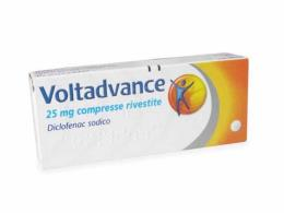 VOLTADVANCE 25MG 20 COMPRESSE RIVESTITE