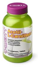 WATT ACETIL L CARNITINA + INTEGRATORE ALIMENTARE - 75 COMPRESSE