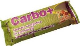 WATT CARBO+ BARRETTA ENERGETICA GUSTO AGRUMI - 40 G