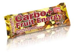 WATT CARBO+ FRUIT ENERGY BARRETTA ENERGETICA - 40 G