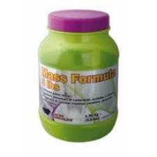 WATT MASS FORMULA GUSTO CACAO 3 LBS 1,361 KG