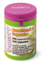WATT RAMIFICATI+ - AMINOACIDI RAMIFICATI - 200 CAPSULE