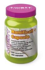 WATT RAMIFICATI+ - AMINOACIDI RAMIFICATI - 500 CAPSULE
