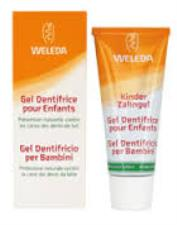 WELEDA GEL DENTIFRICIO PER BAMBINI - 50 ML
