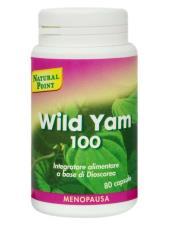 WILD YAM 100 80 CAPSULE
